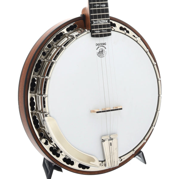 Deering Julia Belle Banjo & Case