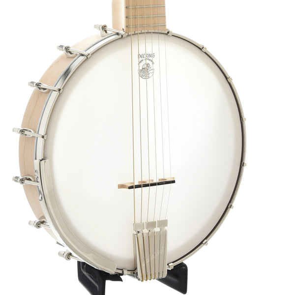 Deering Goodtime 6-String Banjo Guitar, Steel Strings