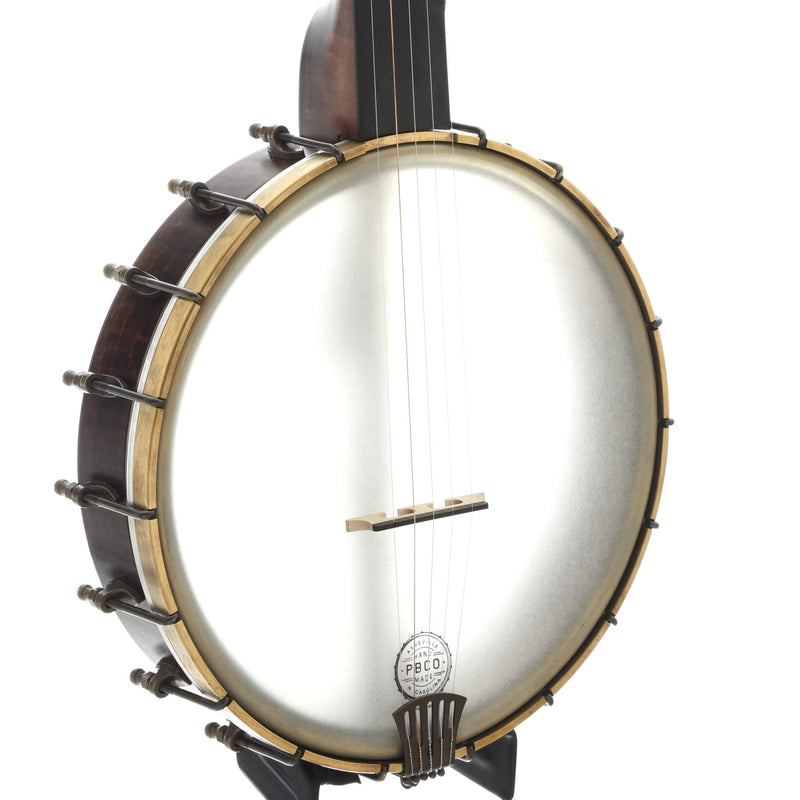 "Pisgah 11"" Wonder Short Scale Openback Banjo"