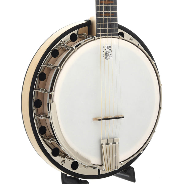 Deering Goodtime Six-R (G6SR) 6-string Banjo Guitar with Resonator