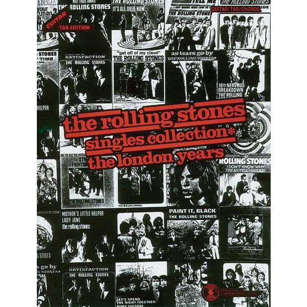 Rolling Stone Singles Collection-The London Years