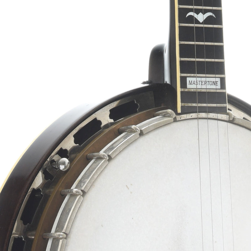 No Name Parts Bluegrass Banjo (1970's?)