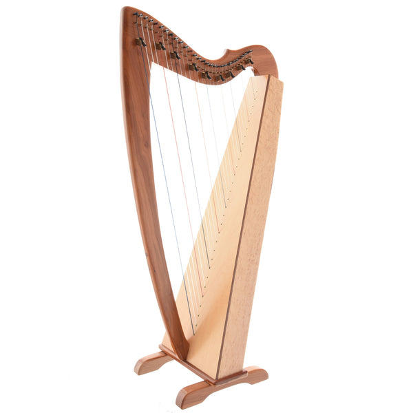 Lewis Creek Instruments Alder Creek Folk Harp (c.2000's)