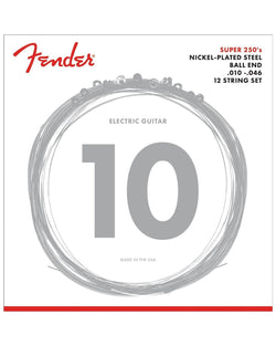 Fender Electric XII 12-String Guitar Strings