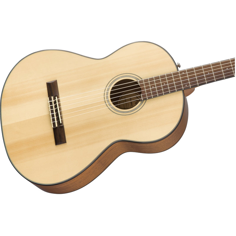Fender CN-60S Classical Guitar, Natural Finish