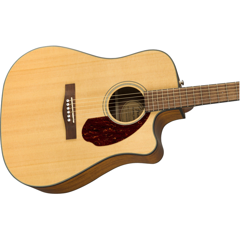 Fender CD-140SCE Acoustic Electric Guitar & Case