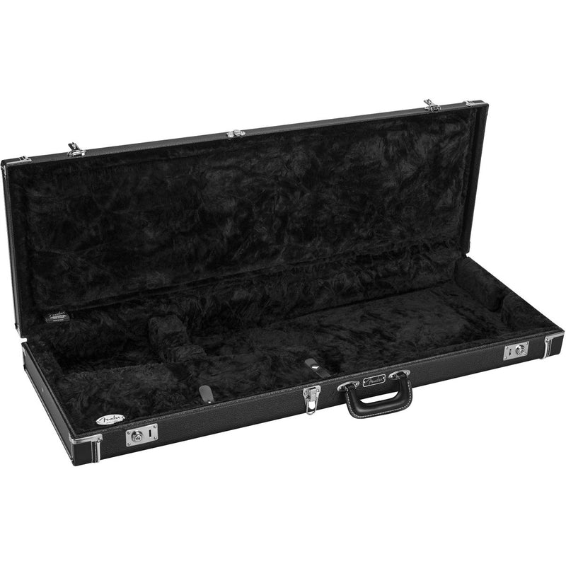 Fender Classic Series Wood Case, Strat/Tele, Black