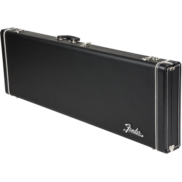 Fender Pro Series Instrument Hardshell Case, P-Bass Black