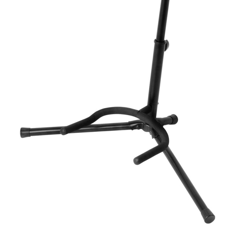 On-Stage XCG-4 Black Guitar Stand