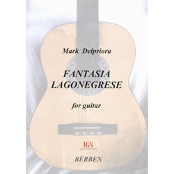 Mark Delpriora - Fantasia Lagonegrese for Guitar