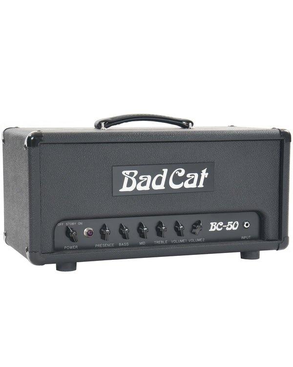 Bad Cat BC-50 Head