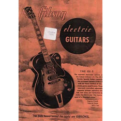 1950 Gibson Electric Guitars