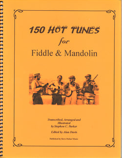 150 Hot Tunes for Fiddle & Mandolin