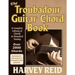 The Troubador Guitar Chord Book