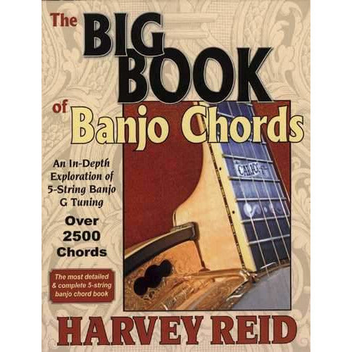 The Big Book of Banjo Chords
