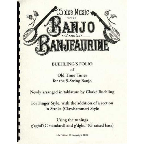 Choice Music for Banjo and Banjeaurine