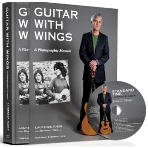 Guitars with Wings: A Photographic Memoir
