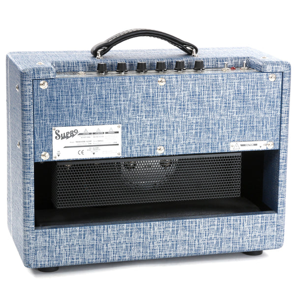 Supro 1622RT Tremo-Verb Combo Amplifier