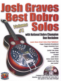 Josh Graves Best Dobro Solos, Volume 1