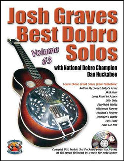 Josh Graves Best Dobro Solos, Vol. 3