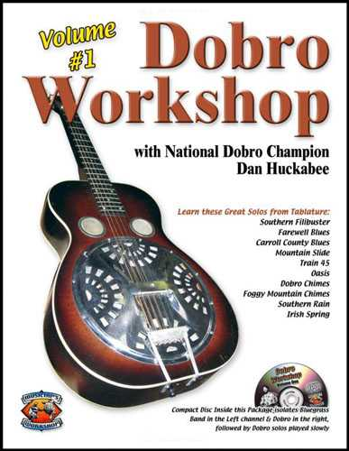 Dobro Workshop, Vol. 1