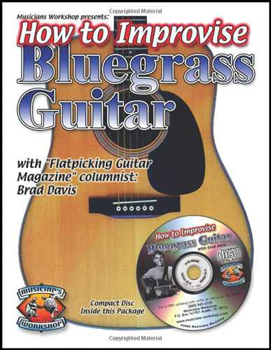 How to Improvise Bluegrass Guitar Solos