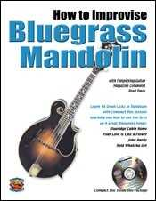 How to Improvise Bluegrass Mandolin
