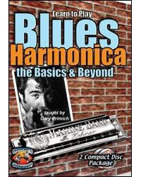 Learn to Play Blues Harmonica-The Basics & Beyond