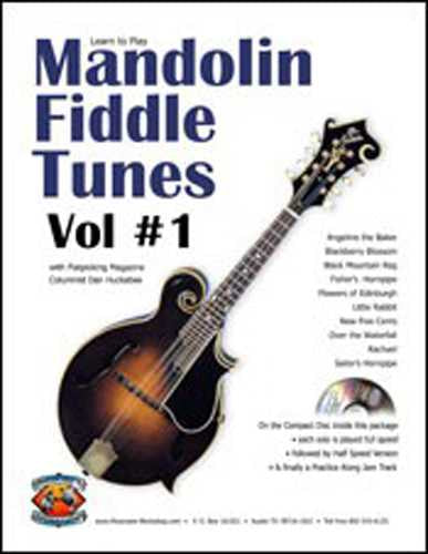 Mandolin Fiddle Tunes Vol. 1