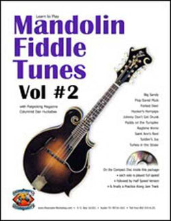 Mandolin Fiddle Tunes Vol. 2