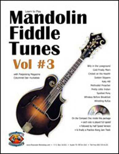 Mandolin Fiddle Tunes Vol. 3