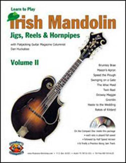 Irish Mandolin: Jigs, Reels & Hornpipes, Vol. 2