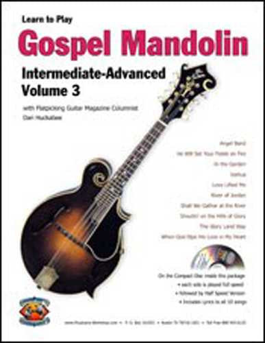 Learn to Play Gospel Mandolin - Intermediate / Advanced, Vol. 3