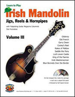 Irish Mandolin: Jigs, Reels & Hornpipes, Vol. 3