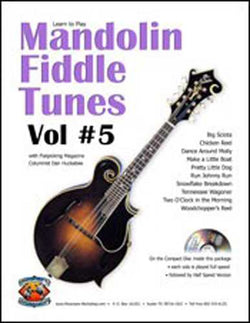 Mandolin Fiddle Tunes Vol. 5