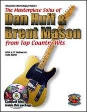 The Masterpiece Solos of Dan Huff & Brent Mason From Top Country Hits