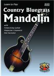 Learn to Play Country Bluegrass Mandolin