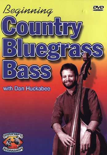 Beginning Country Bluegrass Bass