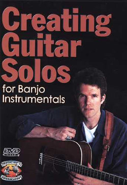 Creating Guitar Solos for Banjo Instrumentals