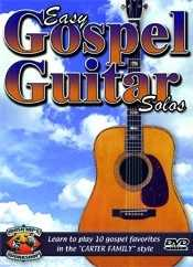 Easy Gospel Guitar Solos