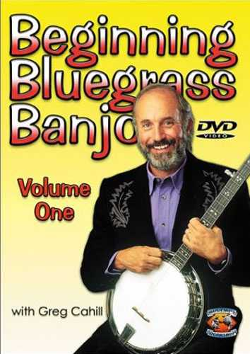 Beginning Bluegrass Banjo, Vol. 1