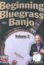 Beginning Bluegrass Banjo, Vol. 2