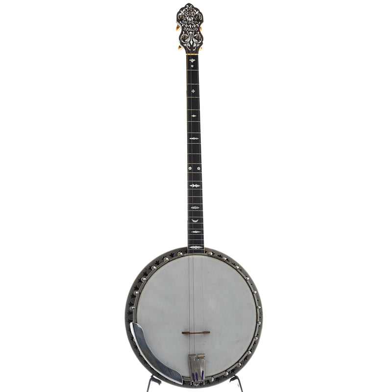 Bacon & Day Style A Super Plectrum Banjo (1933)