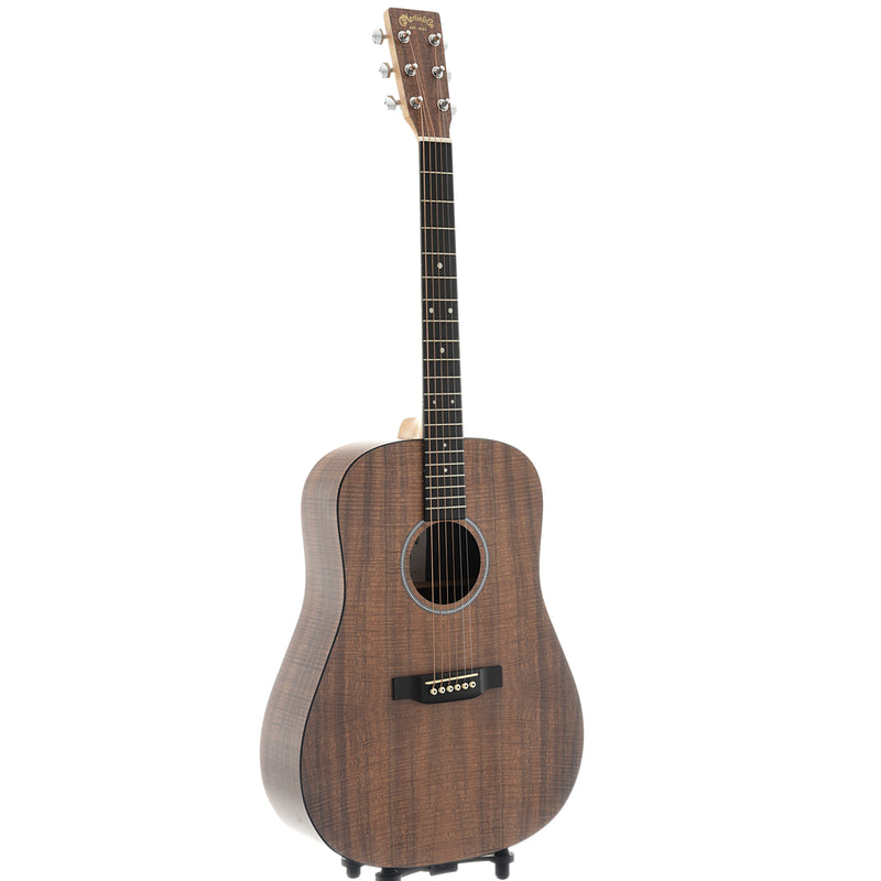 Martin D-X1E Guitar with Pickup & Gigbag, Koa HPL