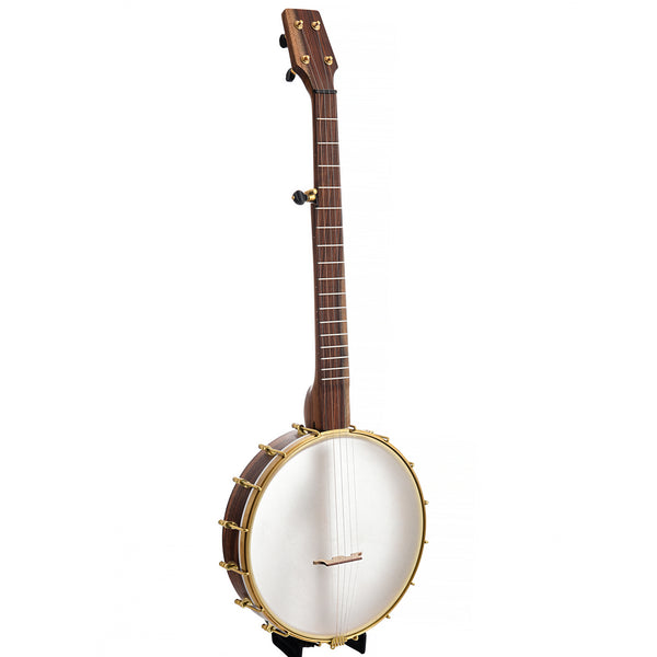 "Dogwood Banjo Co. 12"" Openback Banjo, No. 145"