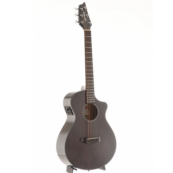 Breedlove Companion Black Widow CE Mahogany-Mahogany Acoustic-Electric Guitar