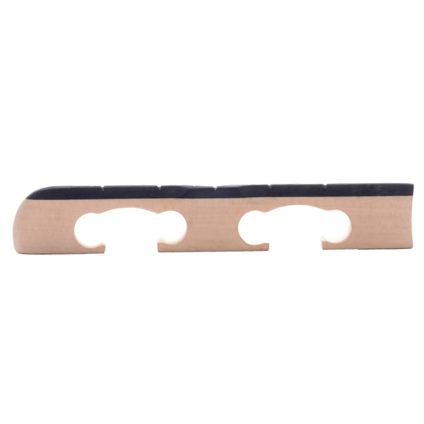 "Sampson Standard Banjo Bridge, 1/2"" Maple Standard-Spaced"