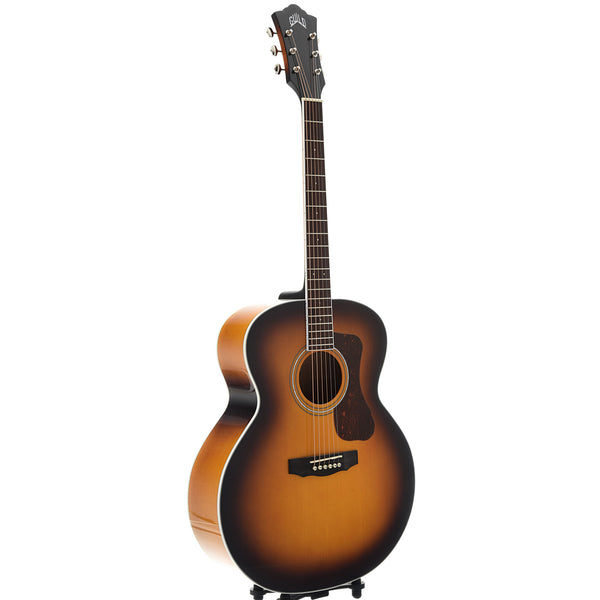 Guild F-250E Archback Deluxe Jumbo Acoustic Guitar