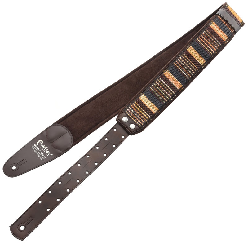 RIGHT ON! STRAPS MOJO MARACAIBO GUITAR STRAP