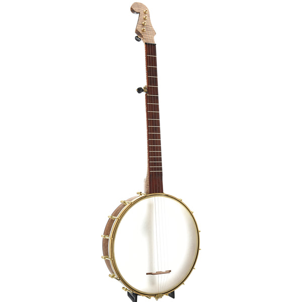 "Dogwood Banjo Co. 12"" Openback Banjo, Maple Rim"